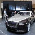Rolls-Royce Wraith pictures and hands-on