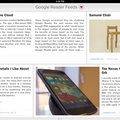 Google Reader resurrected by Zite