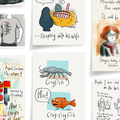 WEBSITE OF THE DAY: Twisted Doodles