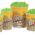 Scientists invent glow in the dark popcorn