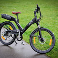 A2B bikes Hybrid/24 pictures and hands-on