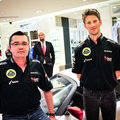 F1 tech: Lotus driver Romain Grosjean says steering wheel is most important kit