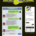 Website of the day: Texts from Super Heroes