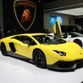 Lamborghini Aventador LP720-4 50° pictures and eyes-on