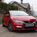 Honda Civic 1.6 i-DTEC SE review