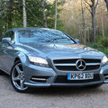 Mercedes-Benz CLS 250 CDI BlueEfficiency AMG Sport Shooting Brake