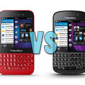 BlackBerry Q5 vs BlackBerry Q10: What's the difference?