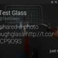 Twitter for Google Glass is confirmed, as well as Facebook and other apps