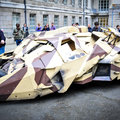 Real-life Batmobile Tumbler pictures and eyes-on