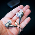 Hands-on: Bose QuietComfort 20 review - in-ear noise-cancelling headphones with a twist