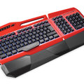 Mad Catz Strike 3 keyboard has 12 macro keys, customisable backlighting