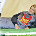 Vodafone launches smartphone-charging sleeping bag for festivals