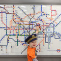 Lego recreates historic London Tube maps to celebrate 150 years of Underground