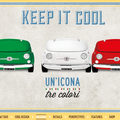 Website of the day: Smeg Fiat 500s
