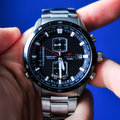Casio Edifice Infiniti Red Bull Racing 2013 watches pictures and hands-on