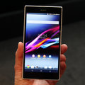 Sony Xperia Z Ultra pictures and hands-on