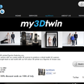Website of the day: My 3D Twin