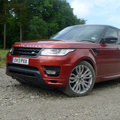 Range Rover Sport 2013 pictures and first drive