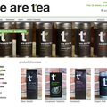 Website of the day: We Are Tea