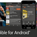 Audible for Android update brings design overhaul, improved navigation and more
