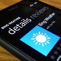 Bing Weather, News, Finance and Sports apps land for Windows Phone 8