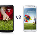 LG G2 vs SGS4: What's the difference?