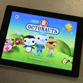 Octonauts to your iPads! Official CBeebies app brings kids' favourites to iOS, Android and Kindle