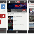 Microsoft re-releases YouTube app for WP8, now with Google's blessing