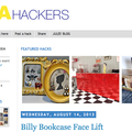 Website of the day: Ikea Hackers
