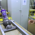 Dyson shows rigorous vacuum testing that goes on behind the scenes