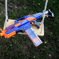 Nerf Rapidstrike CS-18 pictures and hands-on