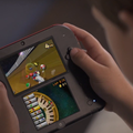 Nintendo 2DS doesn't have two screens - just one large screen halved by plastic case