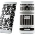 Limited Edition David Koma HTC One Mini says 'Here's To Change'