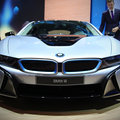 BMW i8: BMW's £100k plug-in hybrid sports car