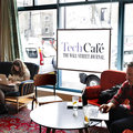WSJ Tech Cafe returns to give Londoners a second helping, speakers include Pink Floyd's Nick Mason