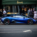 Jaguar C-X75 pictures and eyes-on