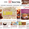 Website of the day: Bacon Today
