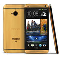 Gold HTC One official: Limited edition model goes to MOBO winners