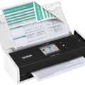 Brother's ADS-1500W portable scanner lets you send docs to Evernote, Google Drive and more