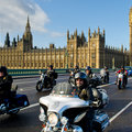 Get a free lift home on a Harley Davidson today, compliments of Three