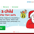 Website of the day: Letter from Santa