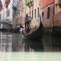Google Street View now includes the canals of Venice: Man + gondola = watery fun