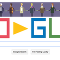 Google turns Doctor Who in celebration of 50th anniversary