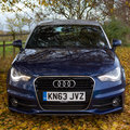 Hands on: Audi A1 Sportback review