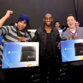 PS4 launch pictures are in, who was first in the queue?