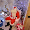 Explore Santa's Christmas Grotto on Google Street View, thanks to Nottcuts