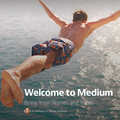 Website of the day: Medium