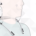 Motorola introduces Buds - Bluetooth earbuds with a collar