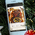 How to take the best Christmas dinner photos, according to Platter iOS app