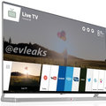 LG webOS TV with sleek Card based operating system leaks ahead of CES